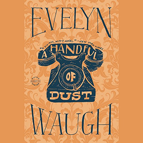 A Handful of Dust audiobook cover art