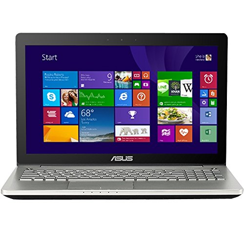 ASUS N550JK-DS71T 15.6-Inch IPS Touchscreen Laptop with 500GB Pro Performance SSD & 8GB RAM