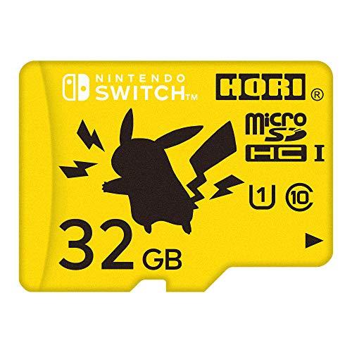 HORI(ホリ)『ポケットモンスターmicroSDカードforNintendoSwitch32GBピカチュウ(NSW-190)』