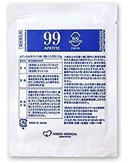 [NML] ホワイトニング 天然アパタイト 80%以上配合 はみがき粉 歯磨き粉 パウダー メディカルホワイト80-99