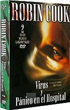 Robin Cook Collection Mortal Fear / Virus  Robin Cook's Mortal Fear / Robin Cook's Virus Formula for Death / Outbreak  NON-USA FORMAT, PAL, Reg.0 Spain