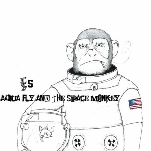 Aqua Fly & the Space Monkey