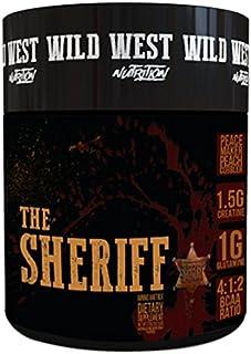 Wild West Nutrition The Sheriff Peacemaker Peach Cobbler Amino Matrix, 275 Gram