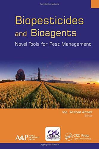 Biopesticides and Bioagents: Novel Tools for Pest Management