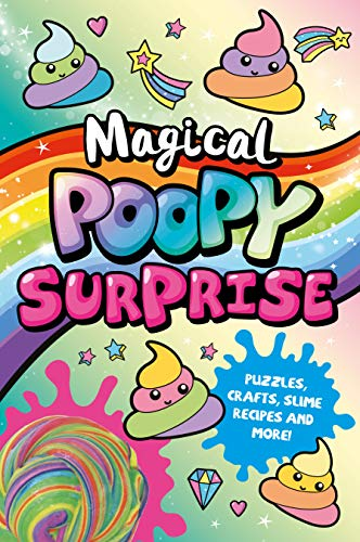 Magical Poopy Surprise (English Edition)