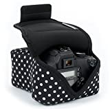 USA Gear DSLR - Funda para cámara Digital con...