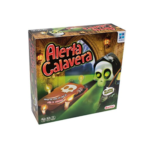 World Brands- Alerta Calavera (678406