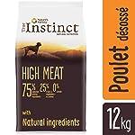 True Instinct High Meat Adult - Nature's Variety - Croquettes pour Chien Adulte avec Poulet Désossée - 12kg #1