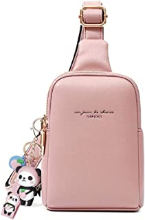 Aeeque Sling Backpack Chest Bag for Women, Small Crossbody Shoulder Bags Purse