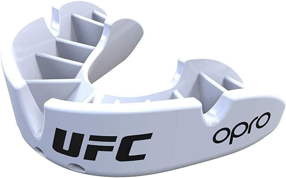 Age 10+ Opro Bronze Self Fit Adult Boxing MMA Mouthguard Gumshield
