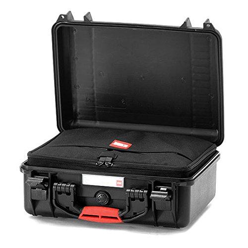 HPRC 2400B Maleta Funda Baúl duro para cámara digital y flash