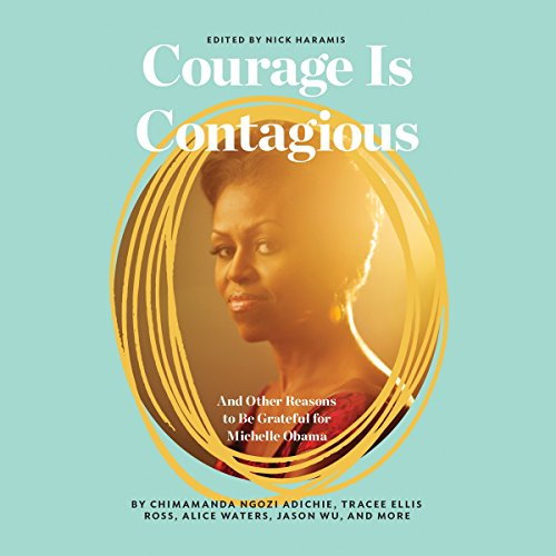 Courage Is Contagious audiobook cover art