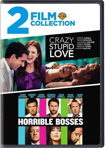 Crazy, Stupid, Love/Horrible Bosses (DVD) (DBFE) by Various