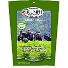 Triumph Dog Turkey, Pea, Berry Grain Free Jerky, 24-Ounce