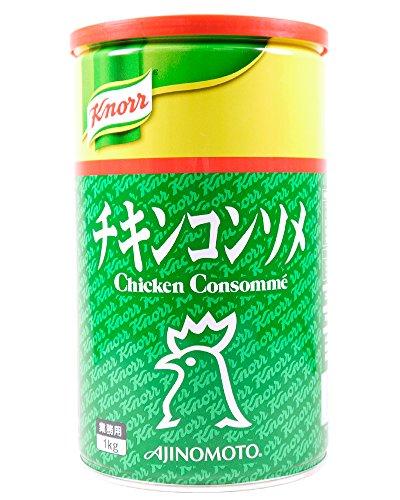 業務用「クノールRチキンコンソメ」1kg缶×6個