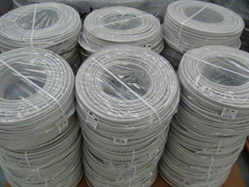 Kabel NHXMH-J 3x1,5 qmm 100m Ring - Halogenfreie Mantelleitung mit verbessertem Brandverhalten (VDE geprüft & CE)