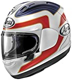 Arai Spencer Corsair-X Street Motorcycle Helmet - White/Red/Blue / Large