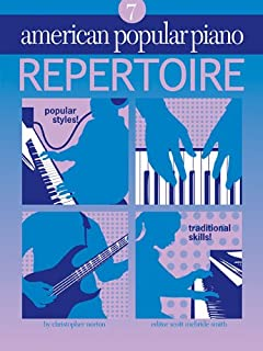 American Popular Piano - Repertoire: Repertoire Level 7