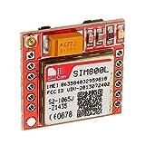 マザーボード LDTR-WG0285 SIM800L GPRSアダプターボードGSMモジュールMicroSIMカード最小コアボードマザーボード