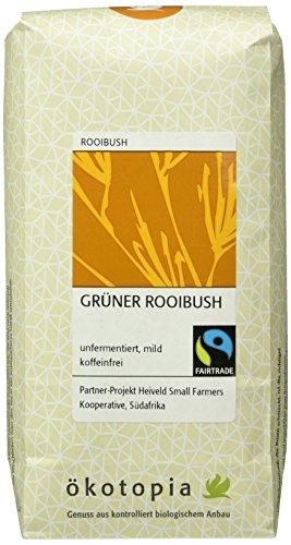 Ökotopia Roibusch Tee Rooibush grün, 5er Pack (5 x 250 g)