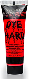 Manic Panic Dye-Hard Temporary Hair Color Styling Gel, Electric Flamingo
