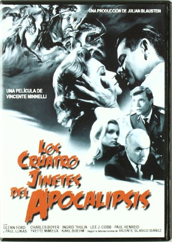 4 jinetes del Apocalipsis [DVD]