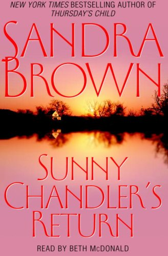 Sunny Chandler's Return Audiobook By Sandra Brown cover art