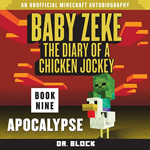 Baby Zeke: Apocalypse audiobook cover art