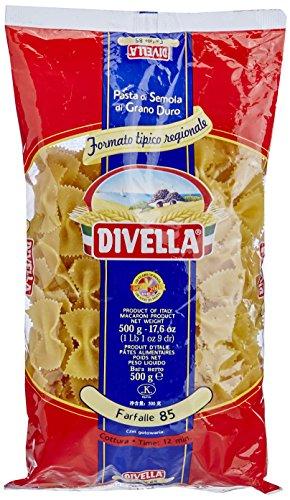 DIVELLA FARFALLE 85 COTTURA 12 MINUTI 500 GRAMMI (082669)
