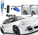 PMJAdd8s108 Advanced Car Scratch Remover Set, Removedor de Rasguños y Remolinos, Removedor de Rasguños de Automóviles Definitivo - Restaurador de Pintura y Esmalte (1 Juego)