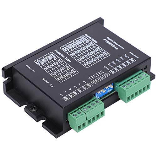 Controlador de Pasos Digital Controlador de Motor Paso a Paso de 2 Fases Impresora 3D para procesamiento electrónico para Corte y Soldadura por láser para Embalaje de semiconductores