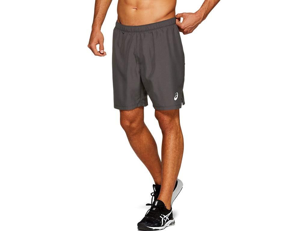 ASICS Silver 2 n 1 Shorts Medium