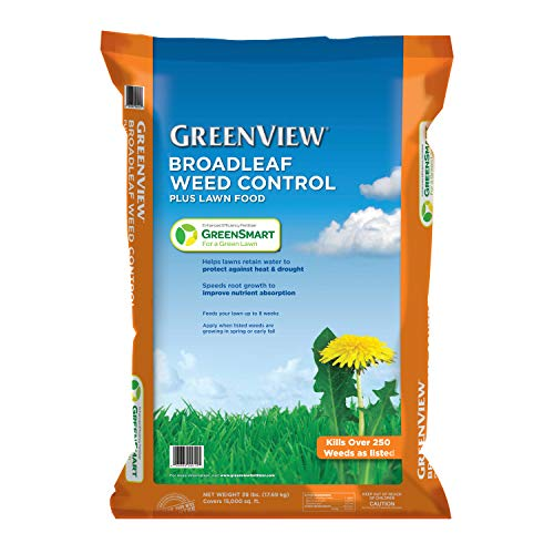 GreenView Weed & Feed - 39 lb. - Covers 15,000 sq. ft.