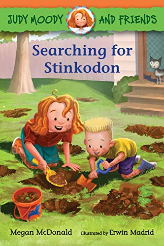 Judy Moody and Friends: Searching for Stinkodon (English Edition)