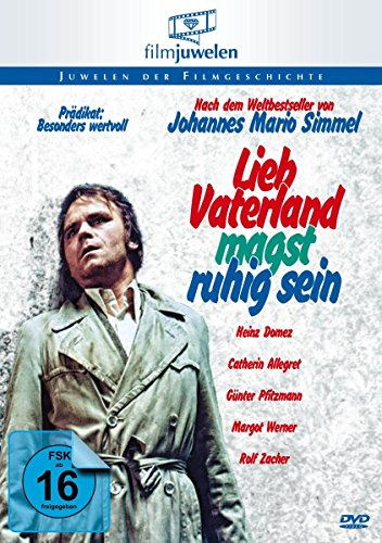 Johannes Mario Simmel: Lieb Vaterland, magst ruhig sein - Filmjuwelen
