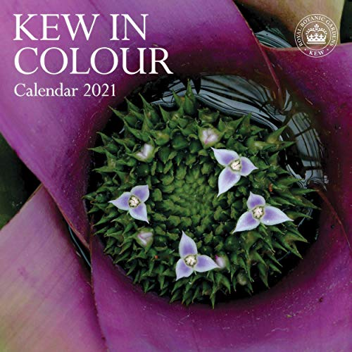 Kew Royal Botanic Gardens Kew - Calendario de pared (2021)