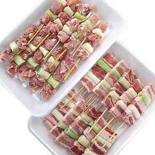 鶏モモネギマ串・豚ねぎま串セット(20本)自宅で屋台気分 ユーエイエム