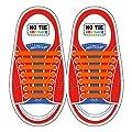 HOMAR No Tie Lacci per scarpe per bambini e adulti -…