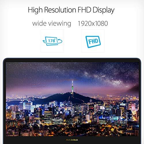 Asus ZenBook Flip S Touchscreen Convertible Laptop, 13.3