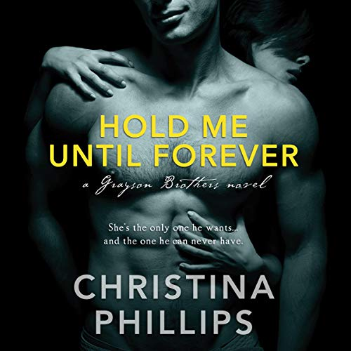 Hold Me Until Forever audiobook cover art