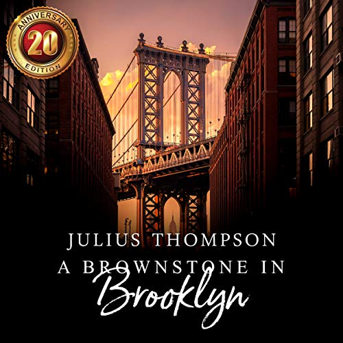 A Brownstone in Brooklyn audiobook cover art