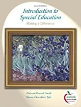By Deborah Deutsch D Smith - Introduction to Special Education: Making a Difference: 7th (seventh) Edition