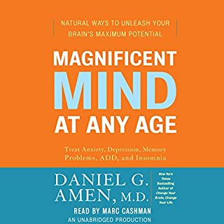 Magnificent Mind at Any Age cover art