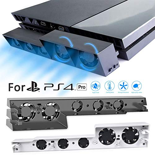 Linkstyle Cooling Fan for PS4 PRO, USB...