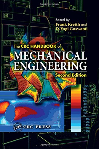 The CRC Handbook of Mechanical Engineering (Handbook Series for Mechanical Engineering)