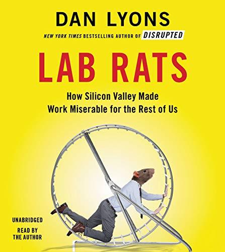 Lab Rats Audiobook By Dan Lyons cover art