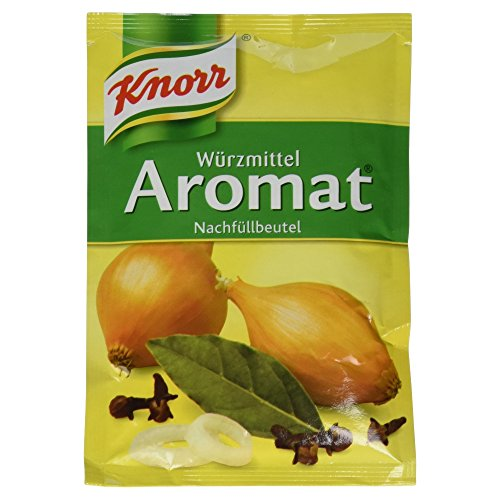 Knorr Würzmittel Aromat Universal, Nachfüllbeutel (1 x 100 g)