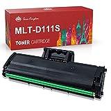 Toner Kingdom Compatible Cartucho Toner para Samsung MLT-D111S para Samsung Xpress M2020W M2020 M2022 M2022W M2026 M2026W M2070 M2070W M2070FW (Negro, 1 Paquete)