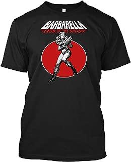 Barbarella - Queen of The Galaxy 16 Tee T-Shirt