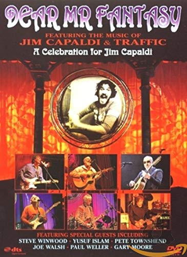 Dear Mr. Fantasy - A celebration for Jim Capaldi